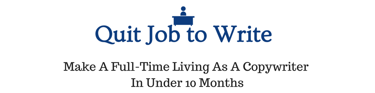 Make a Full-time Living as a Copywriter in Under 10 Months
